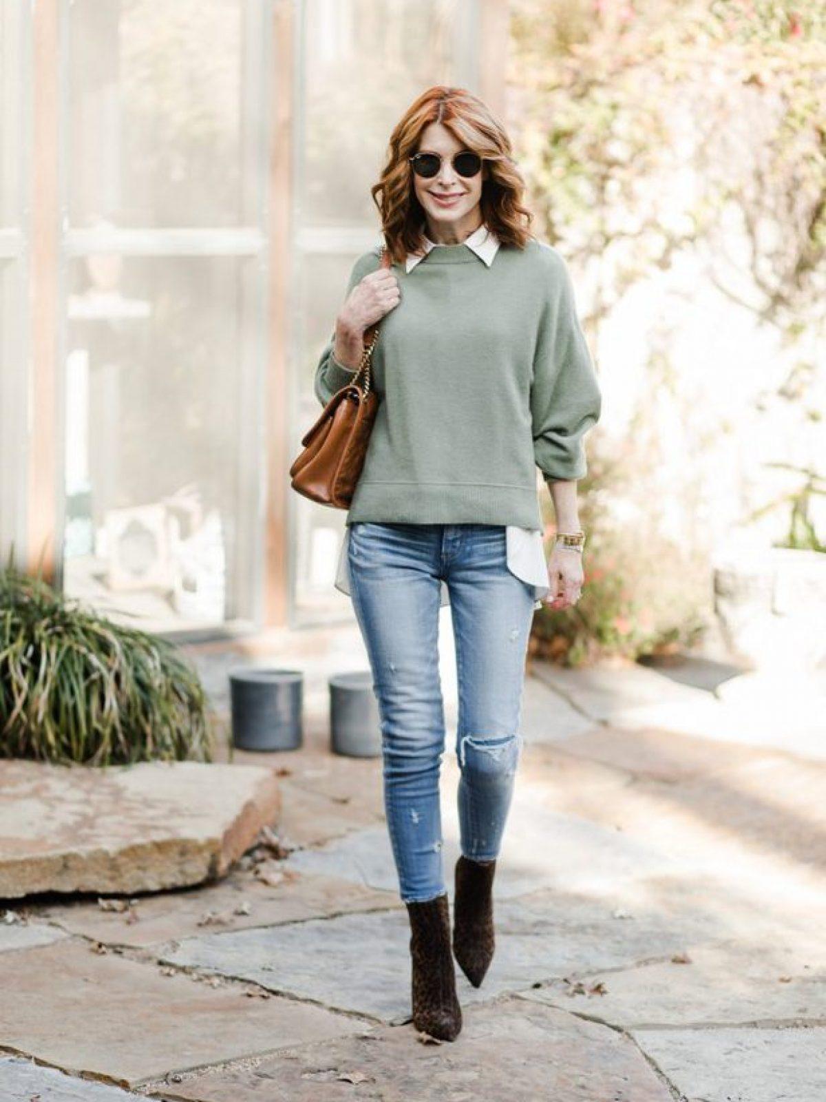 Favorite Cashmere Sweater