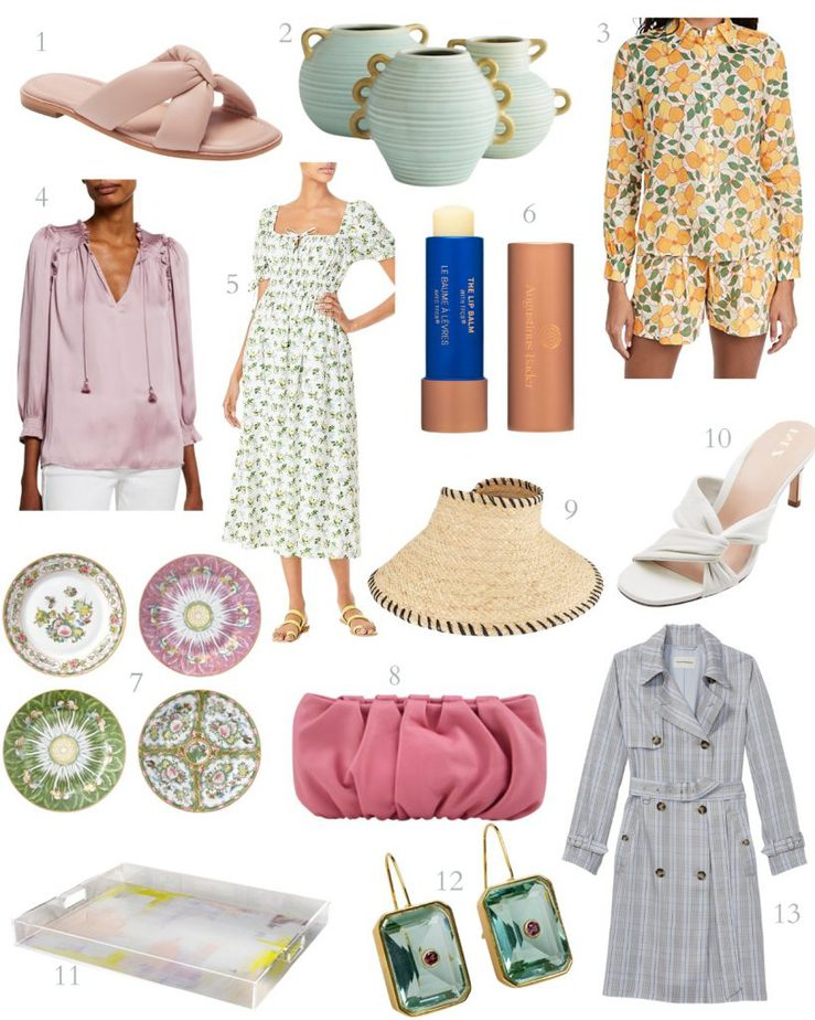 IN THE MOOD FOR SPRING