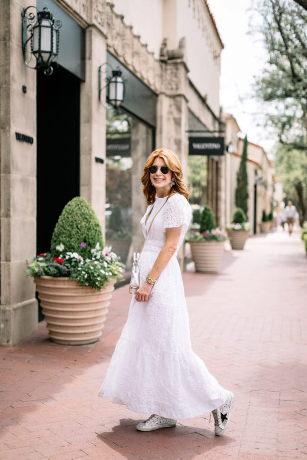 woman wearing one of Cool Summer Dresses