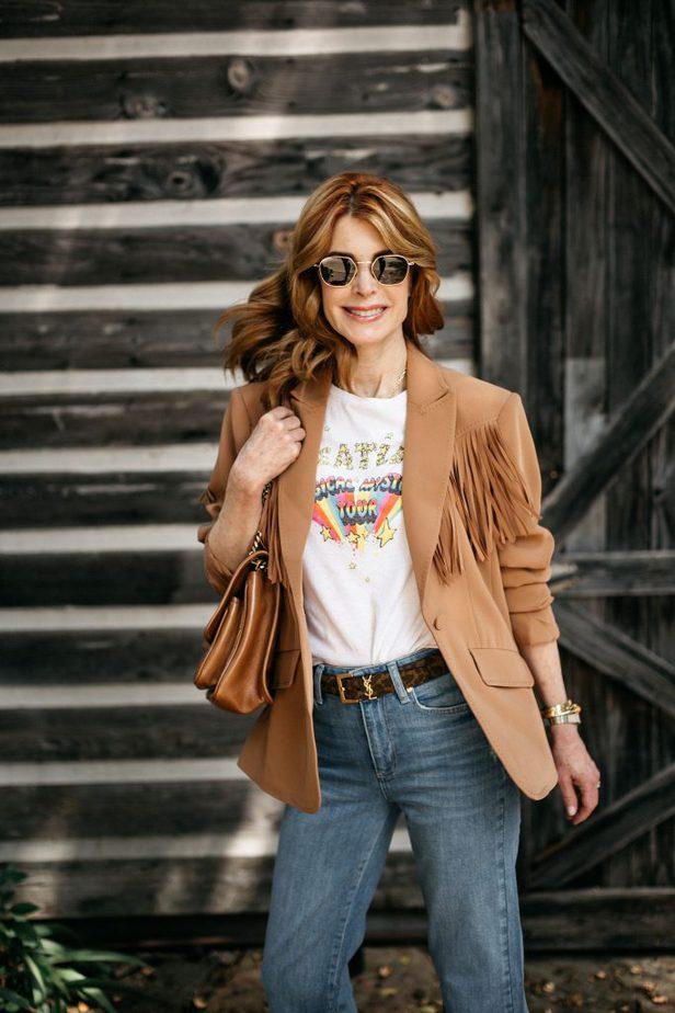 Dallas Blogger smiling